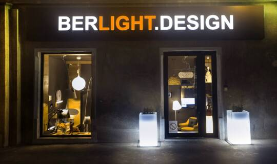 BERLIGHT SHOWROOM